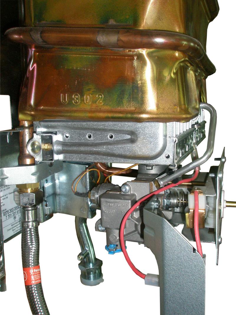 Ремонт газовой колонки бош 191