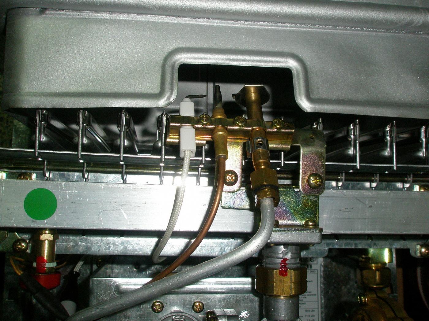 Газовая колонка beretta idrabagno ремонт своими руками
